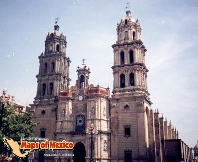San Luis Potosi Mexico  City new picture : 1000 images about San Luis Potosi Mexico on Pinterest | Mexico, Santa ...